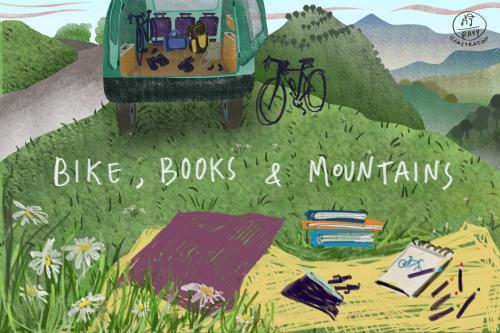 Bike, Books & Mountains
