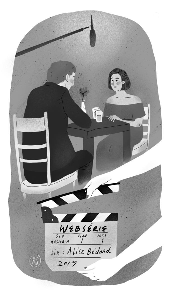 Article about cinema, Agenda des femmes 2020