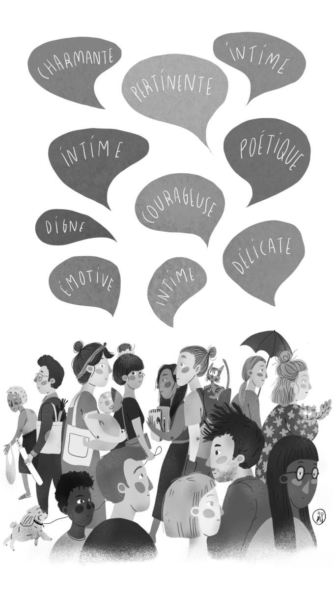 Agenda des femmes 2020, Éditions du remue-ménage