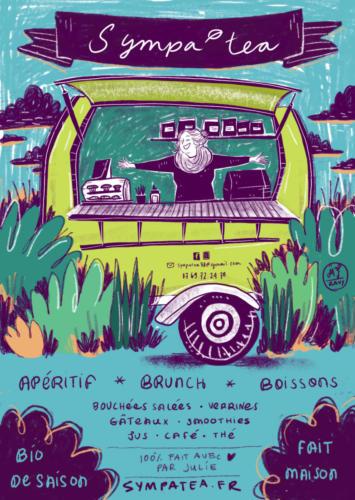 Sympa'tea truck