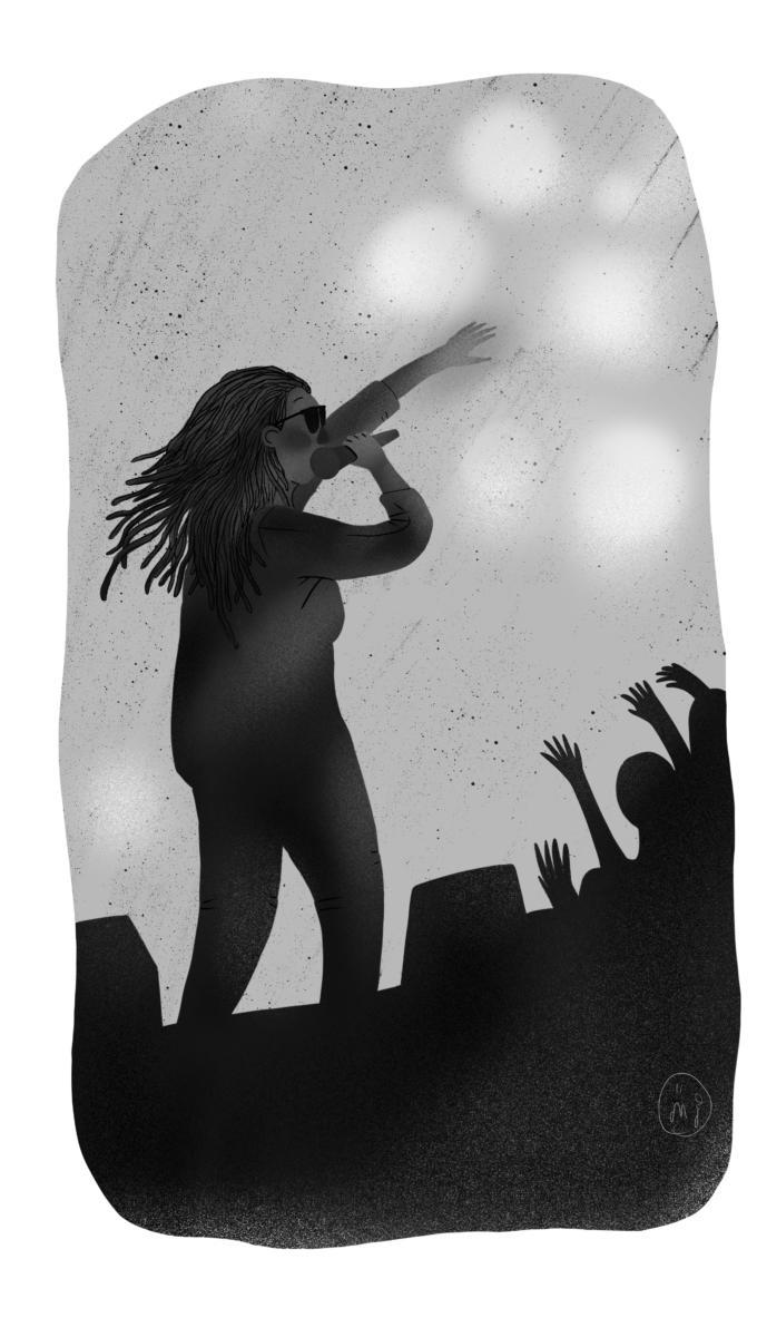 Article about music, Agenda des femmes 2020
